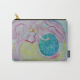 MERMAID OF BALANCE Carry-All Pouch