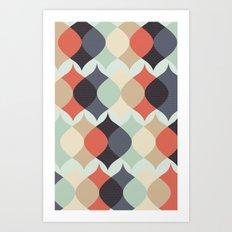 harmonious Art Print