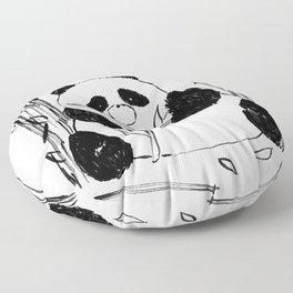 Fat Panda Floor Pillow