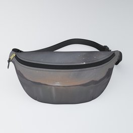 A night galactic Fanny Pack