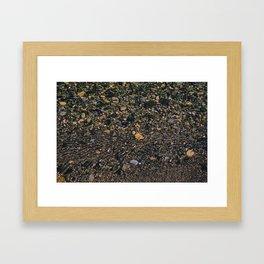 shale shock Framed Art Print