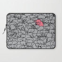Word 2 the Herd v1 Laptop Sleeve