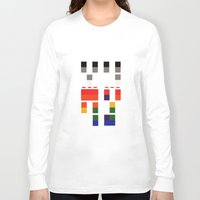 coldplay Long Sleeve T-shirts featuring I Will Try To Fix You by Adel