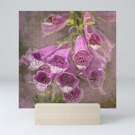 Purple Foxglove, a Wildflower of Yosemite Mini Art Print