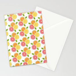 Summertime Citrus Stationery Cards