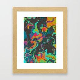 BELLADONNA OF SADNESS Framed Art Print