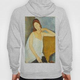 "Amedeo Modigliani ""Jeanne Hebuterne"" Hoody"