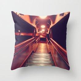 26 (Fe)et Closer Throw Pillow