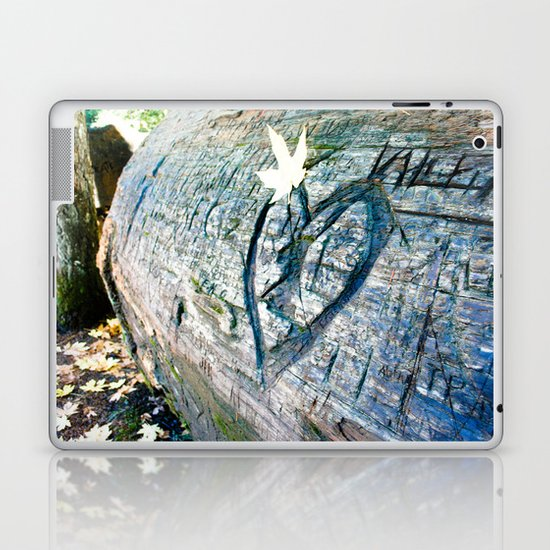 Fallin' In Love Laptop & iPad Skin
