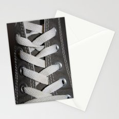 All Laced Up And Nowhere To Go Stationery Cards