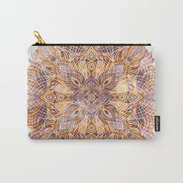 Decade's Mandala Carry-All Pouch