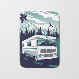 rv there yet? Bath Mat