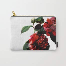 Vintage Blooms Carry-All Pouch