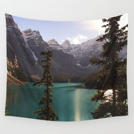 Reflections / Landscape Nature Photography Wall Tapestry