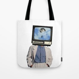 Change channels Tote Bag