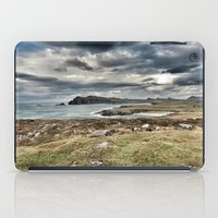 ruben ireland iPad Cases featuring Ireland Calls by Christine Workman