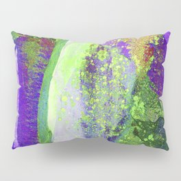 abstract nature // lake district Pillow Sham