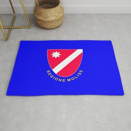 flag of Molise Rug