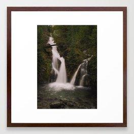 Sullivan Falls Framed Art Print