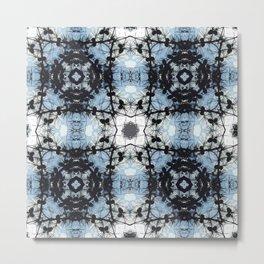Internal Kaleidoscopic Daze- 3 Metal Print