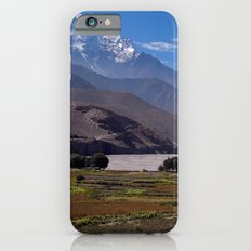 Fields near Kagbeni Slim Case iPhone 6s
