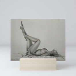 Nude№365 Mini Art Print