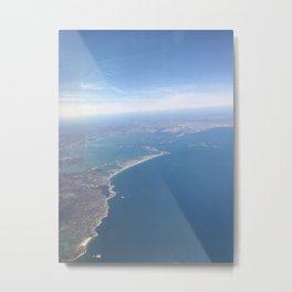 Nantasket Beach and Massachusetts South Shore Metal Print