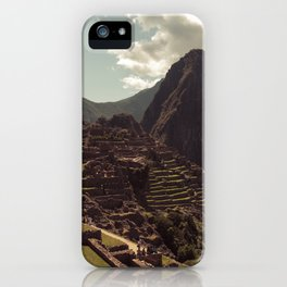 Machupicchu iPhone Case