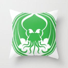 chtulhu Throw Pillow