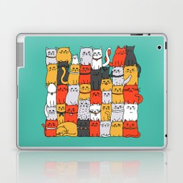 The Glaring - New Yorker Palette Laptop & iPad Skin
