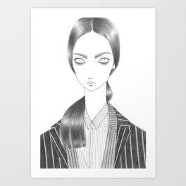 diplomatic jackets Art Print
