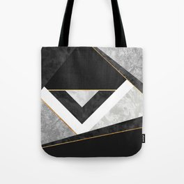 Lines & Layers 2 Tote Bag