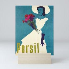 Advertisement persil  persil affiche Mini Art Print