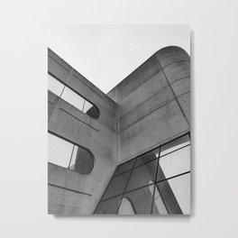 Modern Architecture v.2 Metal Print