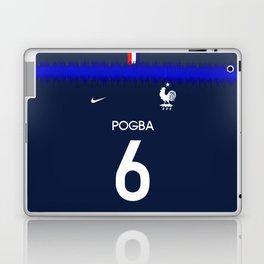 Pogba - France World Cup 2018 Laptop & iPad Skin