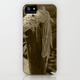 Old Rope Ibiza Tint iPhone Case