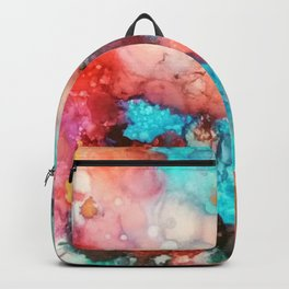 Ink colorful Backpack