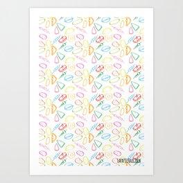 TAPITAS Art Print