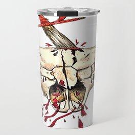 Seeing Red Travel Mug