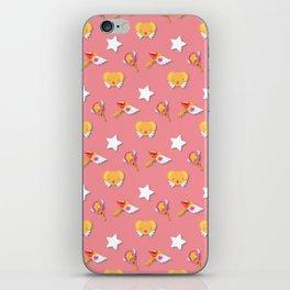 Cardcaptor Sakura Pattern iPhone Skin