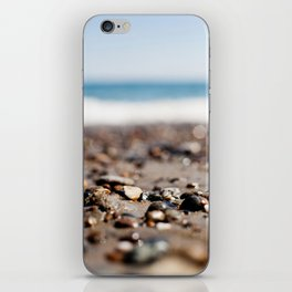 rocky shore iPhone Skin