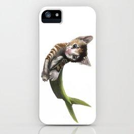 Purmaid of the sea iPhone Case