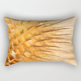 Dried plant Thorns and Prickles Rectangular Pillow