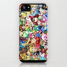 Nintendo Tribute iPhone Case