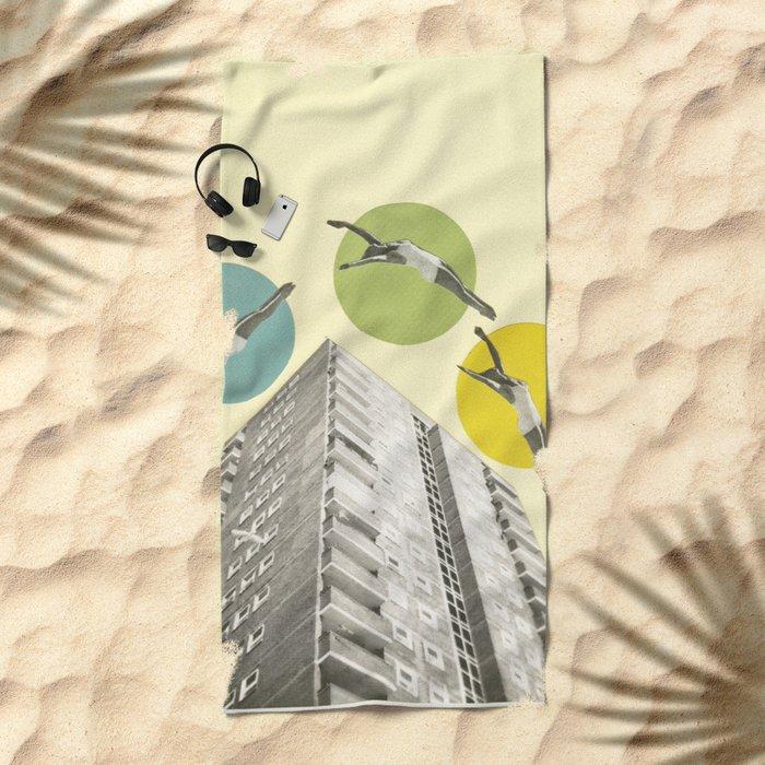 High Flyers Beach Towel