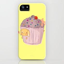 Pupcake iPhone Case