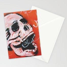 Gunga Skull 01 Stationery Cards