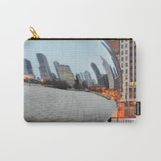 Chicago Bean - Big City Lights Carry-All Pouch