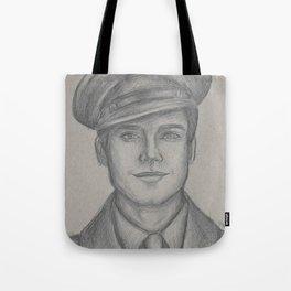 Sgt. James Barnes Tote Bag