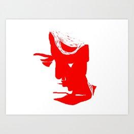 Shadowcasting Art Print